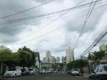 Instituto emite novo alerta para tempestade na maior parte de MS