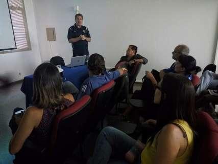 Campo Grande discute candidatura aos Jogos da Juventude em 2018