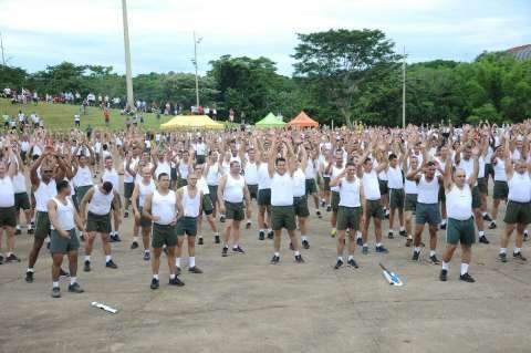 Corrida da Paz atrai 2 mil inscritos em manhã de esportes e saúde no parque