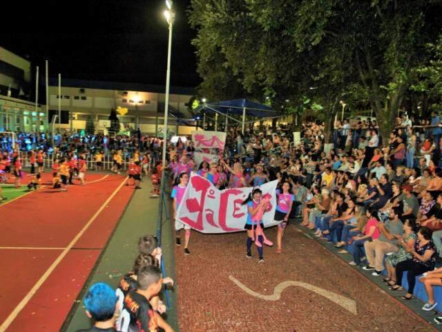 Festa de abertura está marcada para amanhã no Dom Bosco (Foto: Divulgação)