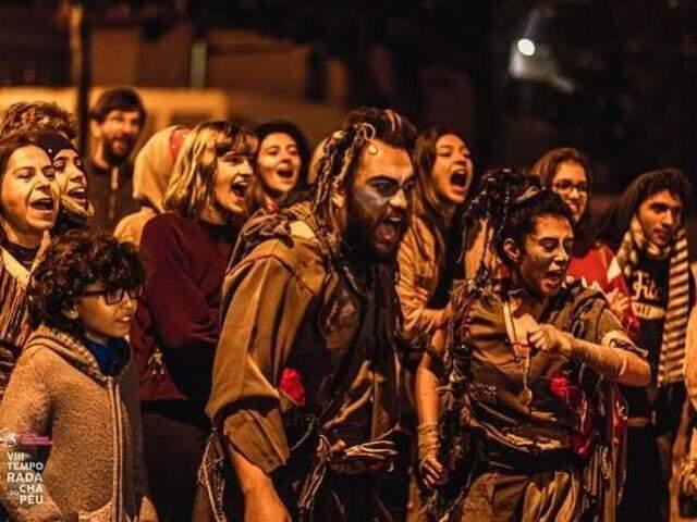 O Coletivo Clandestino vai se apresentar em Bonito (Foto: Vaca Azul)