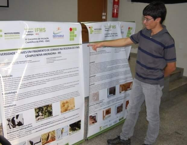 Pesquisa revela que é grande a biodiversidade existente no município (Foto: Acácio Gomes/Nova News)