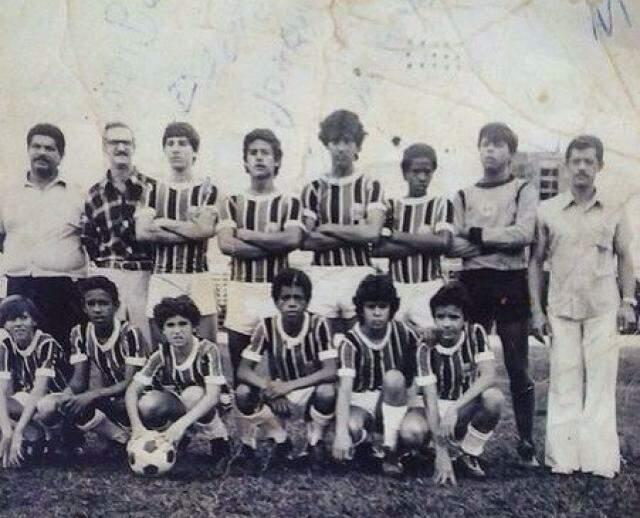 Foto do São Bento Futebol Clube.
