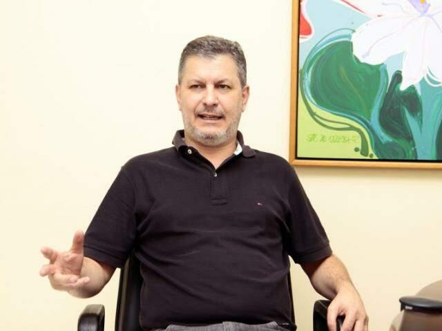 Empresário Pedro Luiz Domingues (Foto: Cleber Gellio)