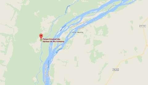 """Parque que tem área em 3 municípios de MS """"pega fogo"""" desde quinta-feira"""