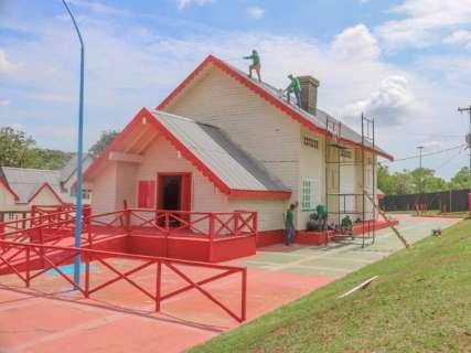Prefeitura inicia reforma e Cidade do Natal abre as portas no dia 13 de dezembro