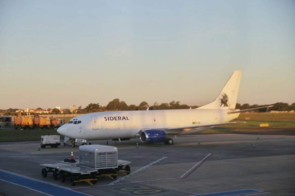 Aeroporto da Capital também será afetado com paralisação dos caminhoneiros (Foto: Fernando Antunes)