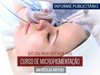 Studio capacita interessados em investir no ramo da micropigmentação