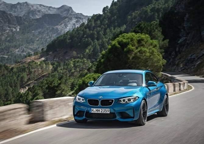 BMW M2 Coupé é apresentado em Campo Grande