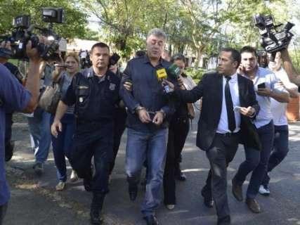 Juíza gaúcha faz novo pedido para extraditar Pavão, preso no Paraguai