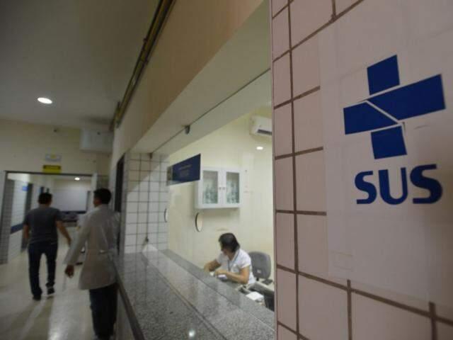 Unidade de saúde que atende pelo Sus. (Foto: Marcello Casal Jr./Agência Brasil