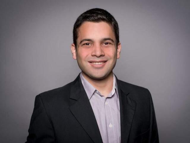 Jamil Alexandre Ayach Anache, pesquisador (Foto: GREEN TALENTS)