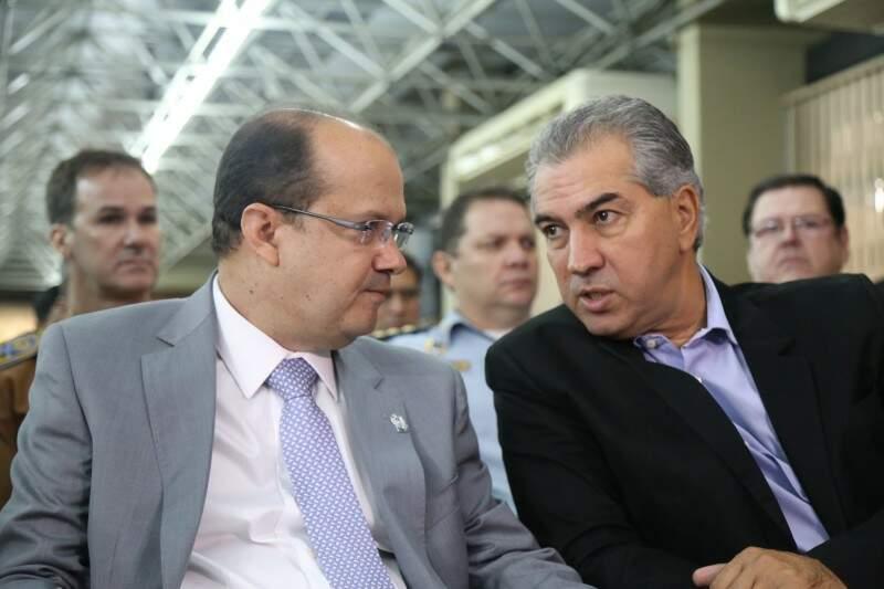 Na reunião com o governador Reinaldo Azambuja, secretário Barbosinha vai apresentar sugestão de mudanças (Foto: Fernando Antunes)