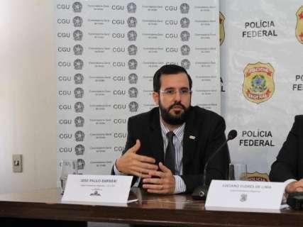 Na força-tarefa da Lama Asfáltica, CGU muda comando em Mato Grosso do Sul
