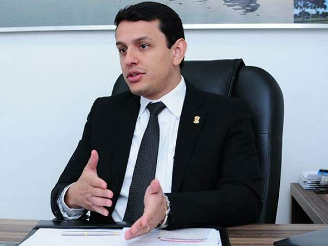 Deputado federal Elizeu Dionísio vai deixar o PSDB (Foto: Divulgação)