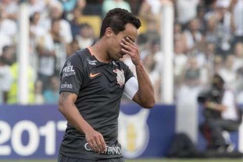 Santos derrota o Corinthians e diminuiu sua distância para o topo da tabela