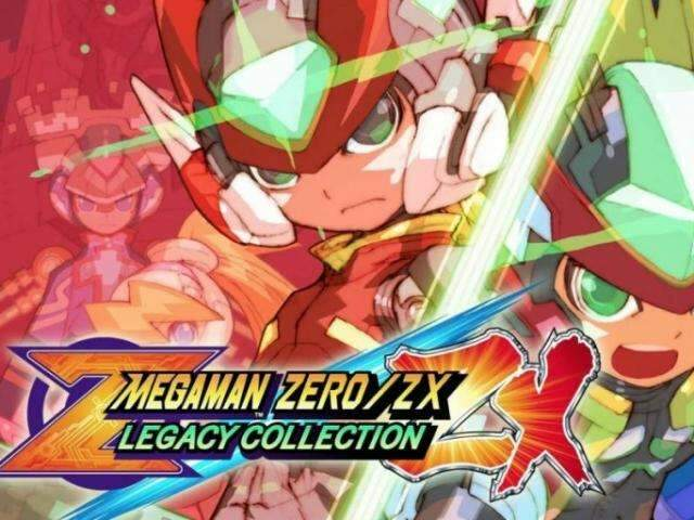Mega Man Zero/ZX Legacy Collection é anunciado para PS4, Xbox One, Switch e PC