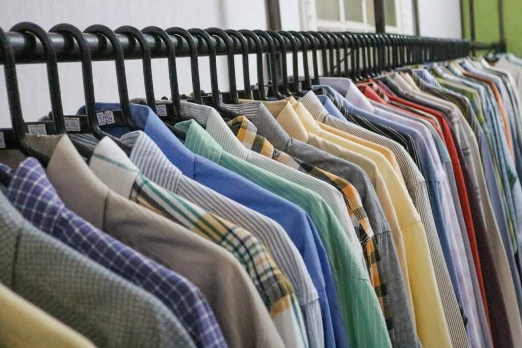 Loja é referência em moda masculina e está com preços imperdíveis. (Foto: Marcos Maluf)