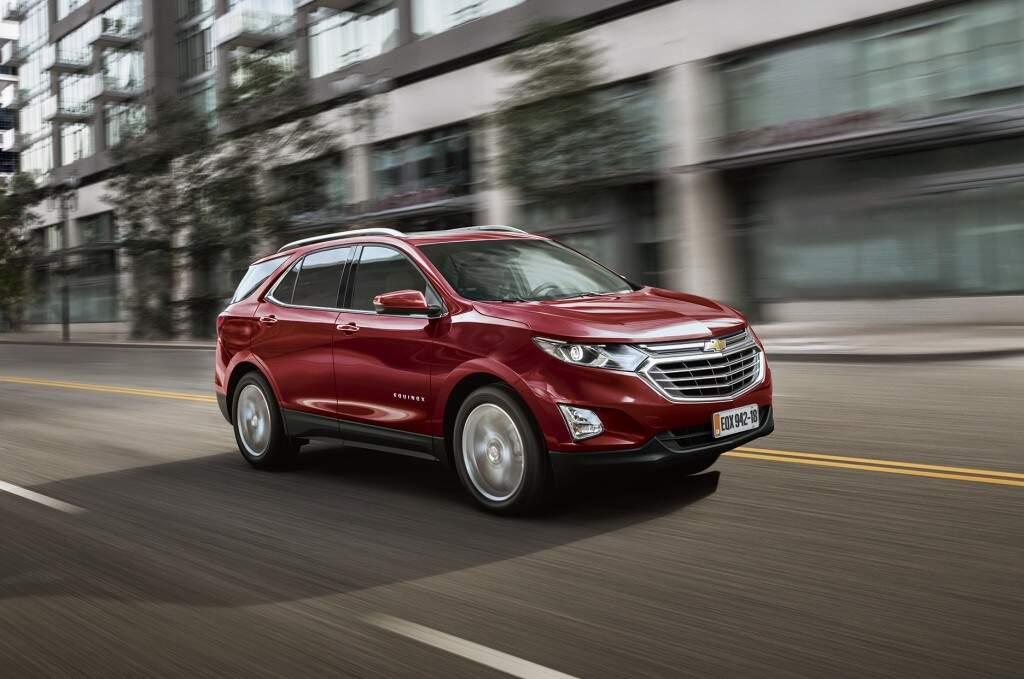 Fotos divulgação Chevrolet