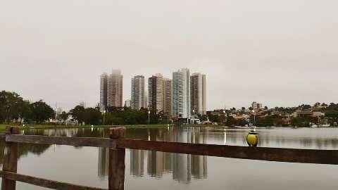 Frio provocou sensação térmica de 6ºC em Aral Moreira e Ponta Porã