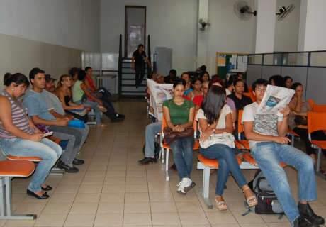 Setor administrativo é o que mais atrai trabalhadores na Funsat