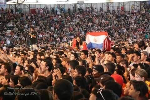 Festival chega a juntar mais de 40 mil pessoas. (Foto: Marcos Ermínio)