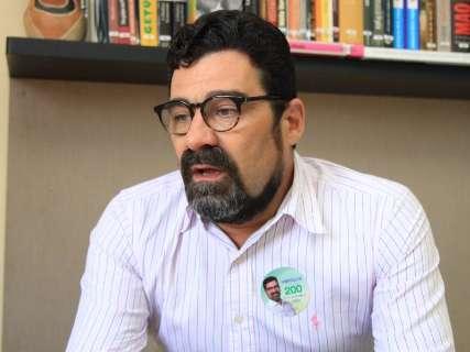 Candidato, Harfouche defende mudanças em lei e projeto contra corrupção