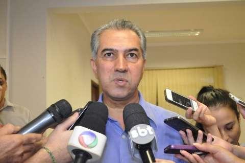 Governador está em São Paulo para reunião com a empresa Rumo ALL