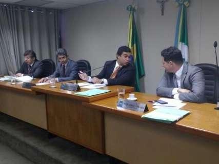 CCJ aprova LDO com aumento de R$ 28 milhões para TJ, Defensoria e MPE