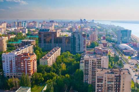 """Cidade aeroespacial"", Samara é o lugar certo para o Brasil decolar"