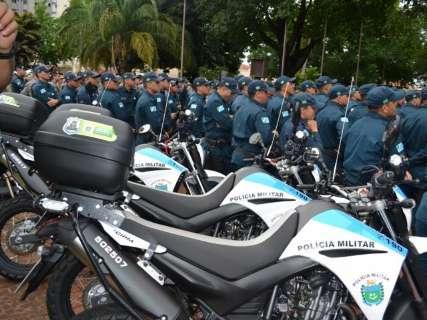 Governo lança reforço policial para aumentar segurança no final do ano