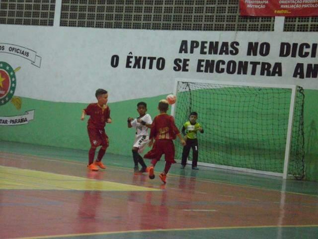 Pelezinho enfrentou Fluminense na noite de quinta-feira (Foto: CBFS/Divulgação)