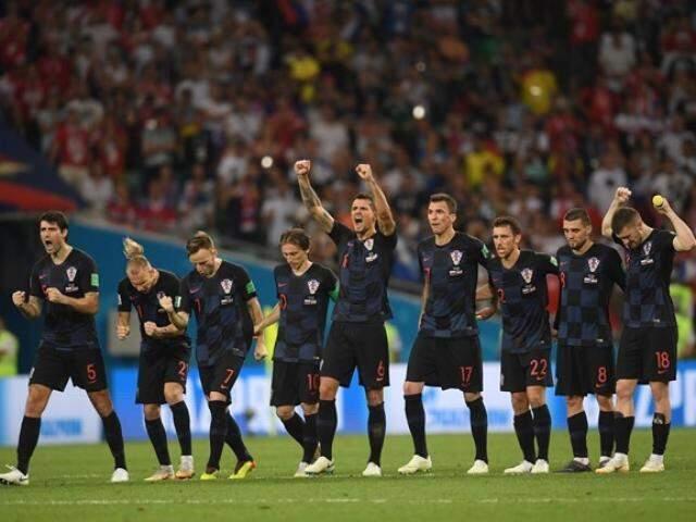 Croatas conseguiram a classificação, mais uma vez, nas penalidades. (Fotos: Fifa/Divulgação)