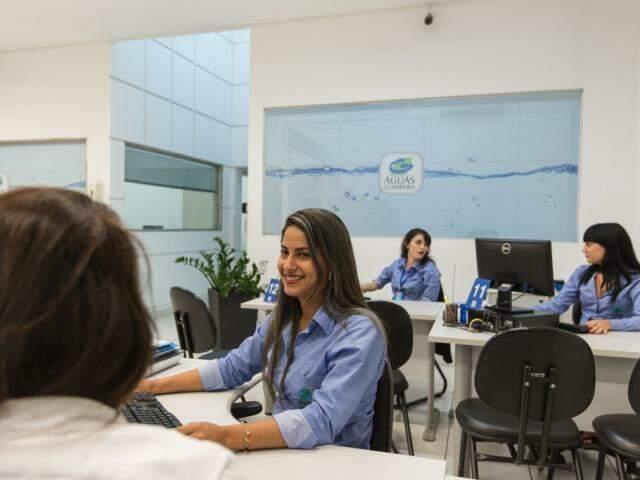 Melhoria no atendimento à população está entre os objetivos da Águas Guariroba com o programa. (Foto: Divulgação)