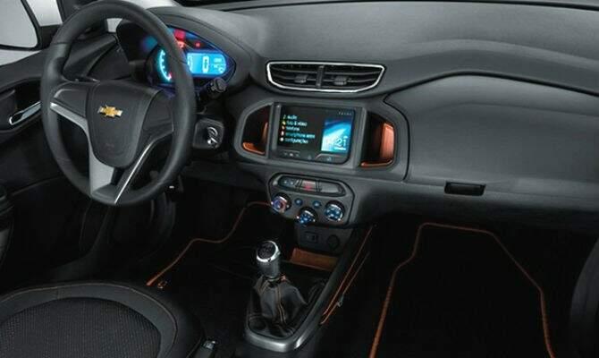 Chevrolet Onix ganha série limitada Lollapalooza
