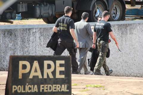 """""""A lei não foi feita para prender poderosos"""", diz chefe da PF em MS"""