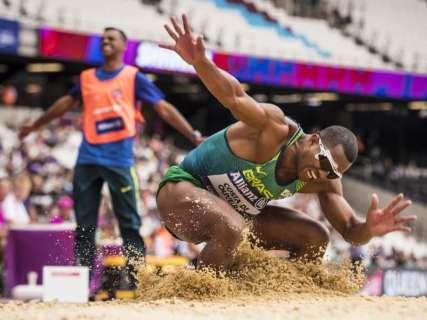 Atleta de MS conquista medalha de bronze em mundial paralímpico
