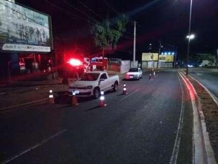 Blitz da Lei Seca aborda 98 veículos e flagra 25 condutores alcoolizados