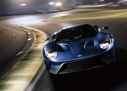 Ford GT chega a 347 km/h e é o novo recordista de velocidade da marca