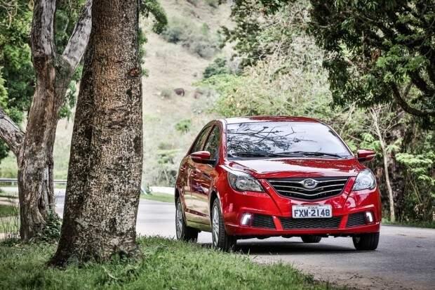 Lifan 530 é lançado no Brasil