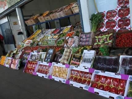 Greve inflaciona preço de frutas e valor da batata-doce dobra