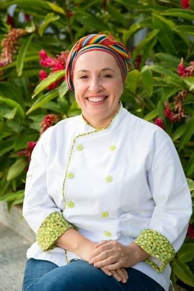 Chef de cozinha Dedê Cesco. (Foto: Elis Regina Nogueira)