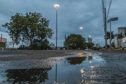 Verão começa em MS com previsão de chuvas e máxima de 34ºC