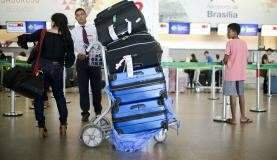 Latam muda franquia de bagagem despachada a partir de amanhã