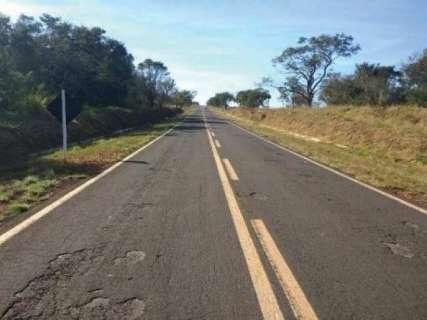 Sem obras há 20 anos, BR-060 será recuperada por R$ 16,2 milhões