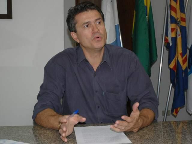 David Lourenço deixa o cargo nesta segunda-feira.