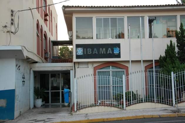 Sede do Ibama em MS: após operação da Polícia Federal, correição extraordinária determinada pela direção nacional.