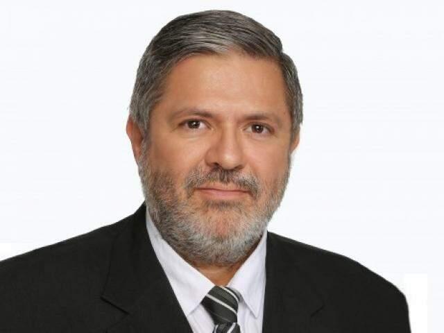 Jonas Hass Silva Júnior foi eleito durante sessão desta quarta-feira (Foto: TJMS/Divulgação)
