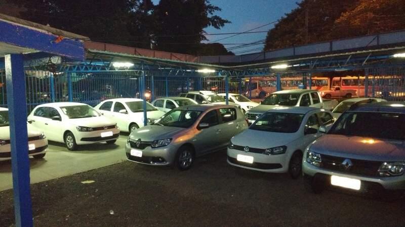 Frota de veículos - Foto Divulgação