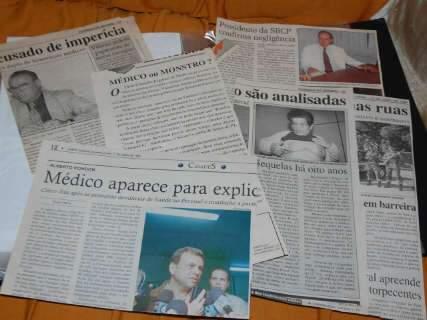 Ex-médico Rondon é condenado a indenizar 175 pacientes